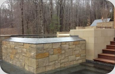 Charlotte Pools &v Spas Traditional